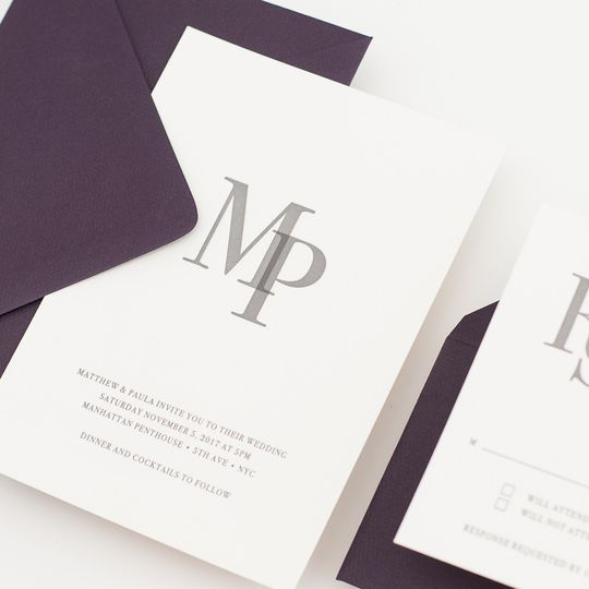 Christa Alexandra Designs - Invitations - Fairfax, VT - WeddingWire