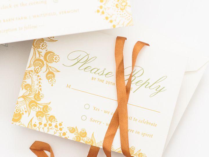 Tmx 1420643864063 Christaalexandradesignsweddinginvitationsstationer Fairfax wedding invitation