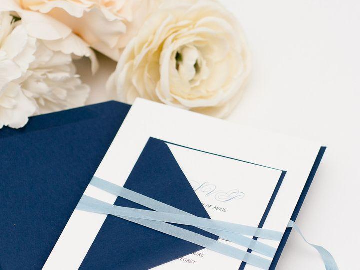 Tmx 1420643914770 Christaalexandradesignsweddinginvitationsstationer Fairfax wedding invitation