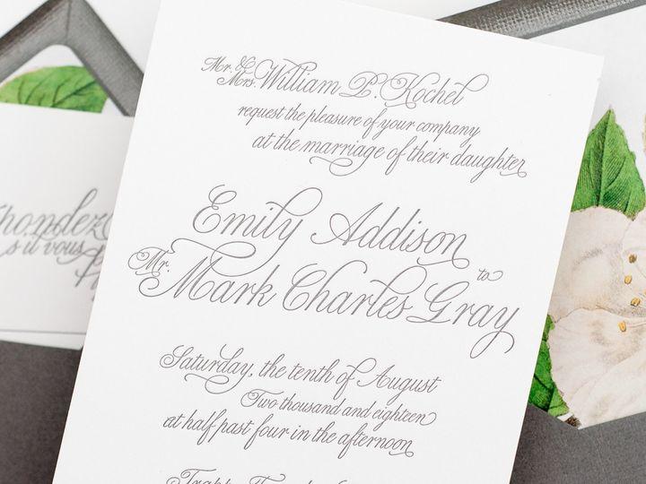 Tmx 1420643955282 Christaalexandradesignsweddinginvitationsstationer Fairfax wedding invitation