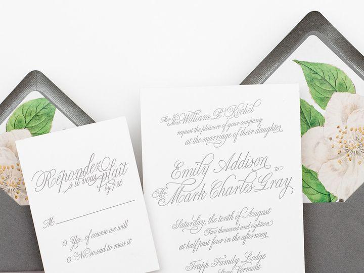 Tmx 1420643962172 Christaalexandradesignsweddinginvitationsstationer Fairfax wedding invitation