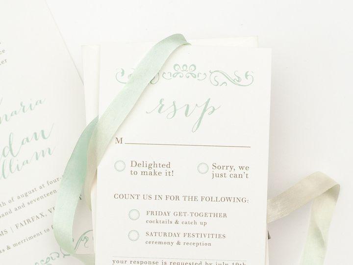 Tmx 1420643993920 Christaalexandradesignsweddinginvitationsstationer Fairfax wedding invitation