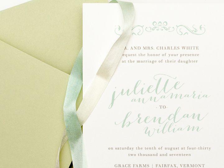 Tmx 1420643999787 Christaalexandradesignsweddinginvitationsstationer Fairfax wedding invitation
