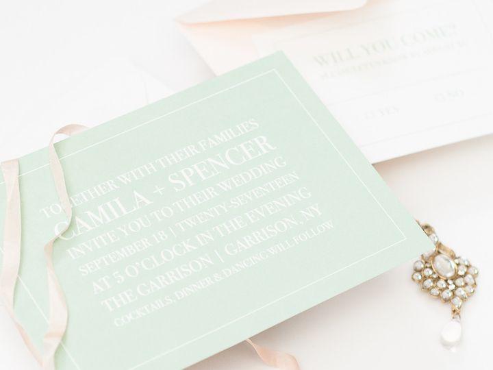 Tmx 1420644043350 Christaalexandradesignsweddinginvitationsstationer Fairfax wedding invitation