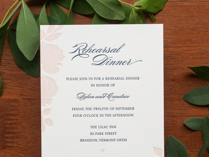 Tmx 1420644077156 Christaalexandradesignsweddinginvitationsstationer Fairfax wedding invitation