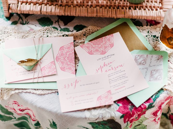 Tmx 1420644957594 Christaalexandradesignsletterpressweddingrsvpinvit Fairfax wedding invitation