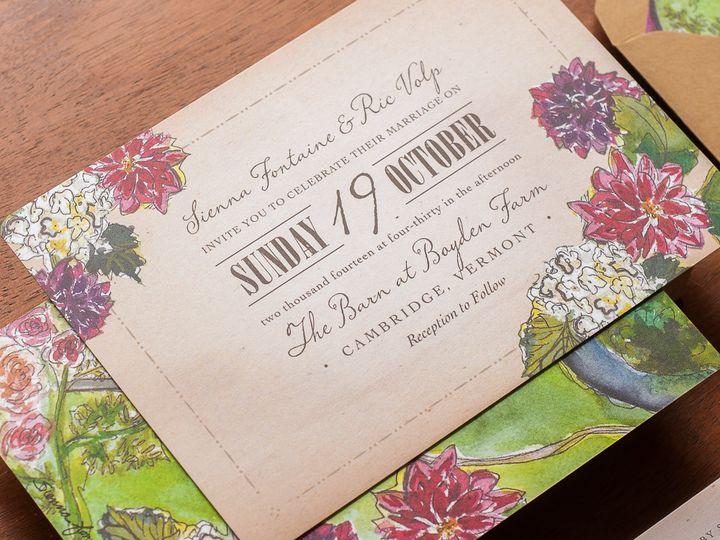 Tmx 1420645021297 Christaalexandradesignsweddinginvitationsrsvpreply Fairfax wedding invitation