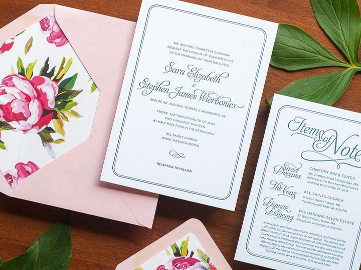Tmx 1420645114241 Christaalexandradesignsweddinginvitationsrsvpreply Fairfax wedding invitation