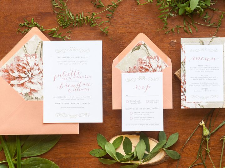 Tmx 1420645164235 Christaalexandradesignsweddinginvitationsrsvpreply Fairfax wedding invitation