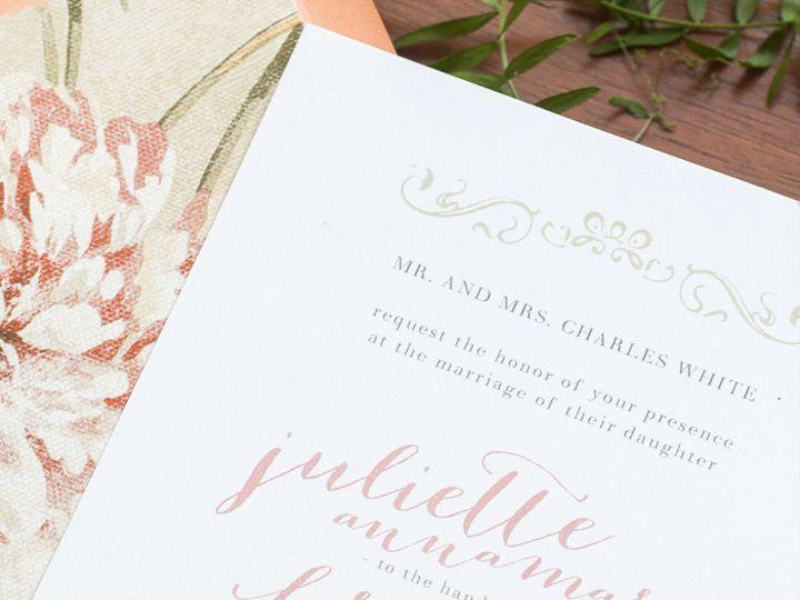 Tmx 1420645170708 Christaalexandradesignsweddinginvitationsrsvpreply Fairfax wedding invitation