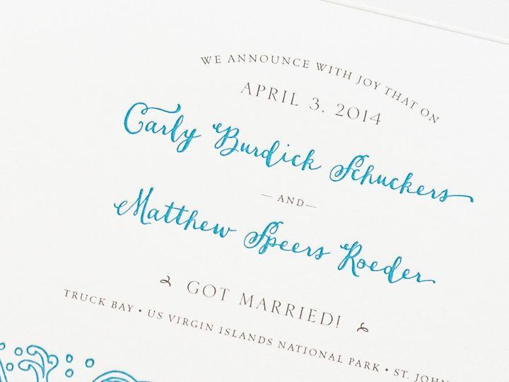 Tmx 1420645203482 Christaalexandradesignsweddinginvitationsrsvpreply Fairfax wedding invitation