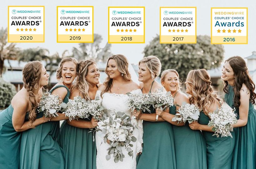 bridal party shot wedding wire awards 51 368531 157972080834548