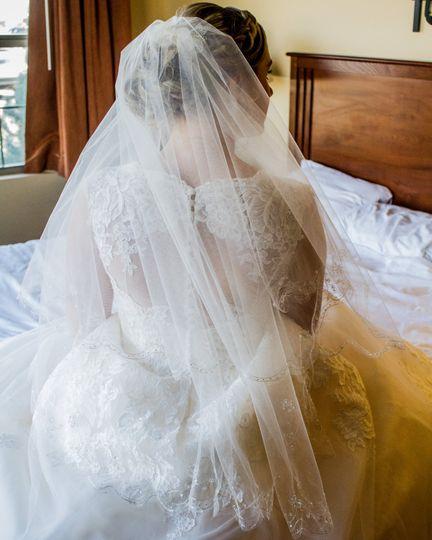 A bridal look - Gale Fine Arts & Wyo Wedding Photography