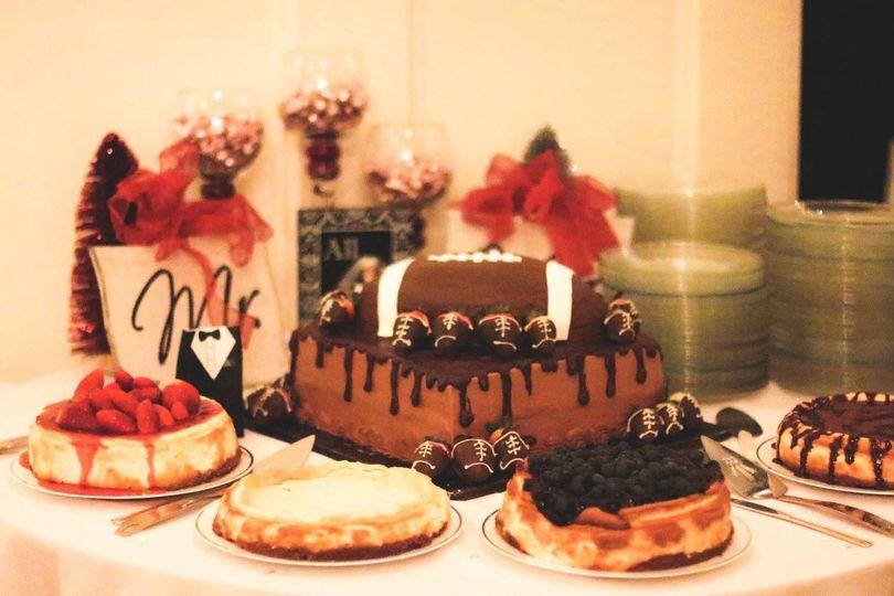 Cake & other desserts
