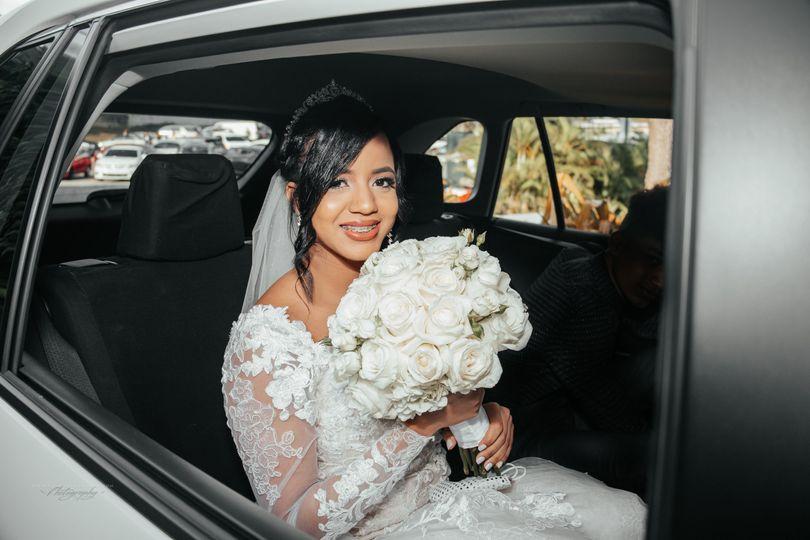 Bride Makeup & Hair