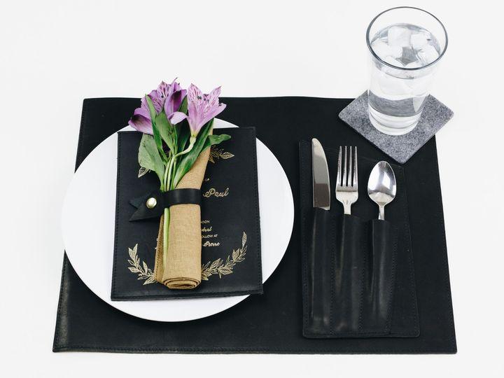 Tmx Leather Placemat 51 1020631 1555534189 Minneapolis, MN wedding favor