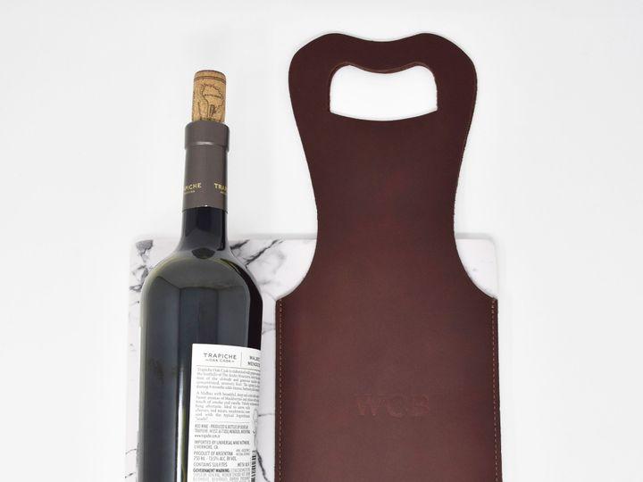 Tmx Wine Tote 2 51 1020631 1555534247 Minneapolis, MN wedding favor