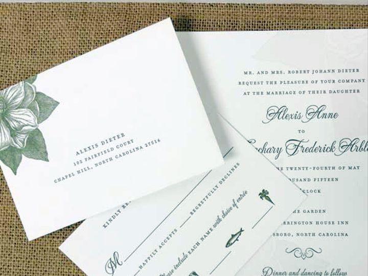 Tmx 1425925871039 1913 Raleigh, NC wedding invitation