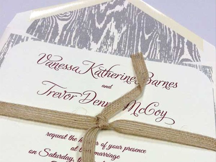 Tmx 1425925901238 1931 2 Raleigh, NC wedding invitation