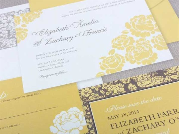 Tmx 1425925909497 1936 Raleigh, NC wedding invitation