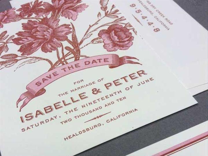 Tmx 1425925913775 1945 Raleigh, NC wedding invitation