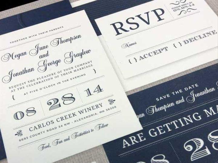 Tmx 1425925915987 1949 Raleigh, NC wedding invitation