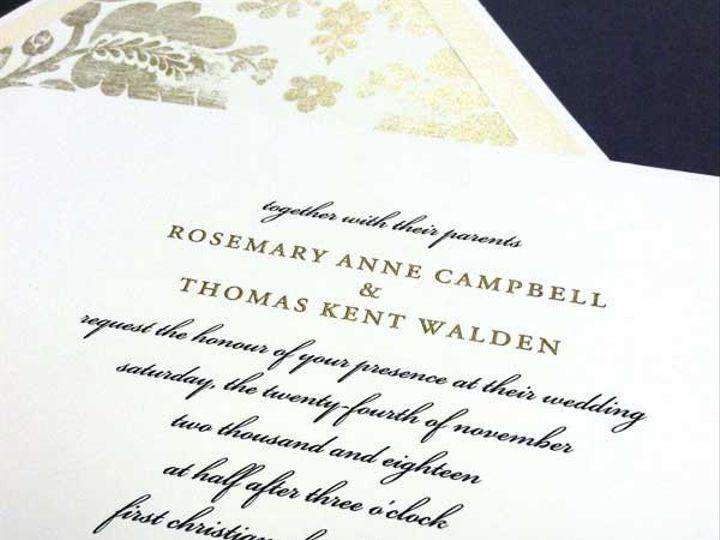Tmx 1425926143991 1979 Raleigh, NC wedding invitation