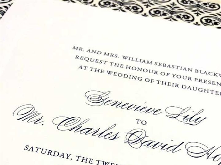 Tmx 1425926151611 1983 Raleigh, NC wedding invitation
