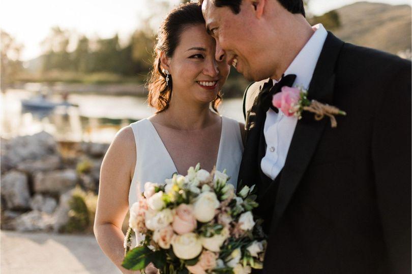 Newlyweds Photo Session