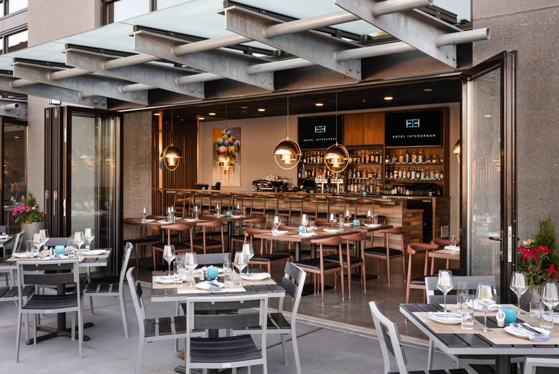 Waterleaf restaurant and bar