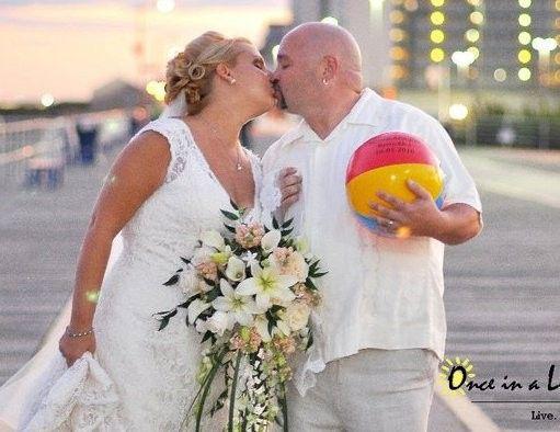 Tmx 1386612889454 Anjanette Paul Weddin Wildwood, New Jersey wedding florist