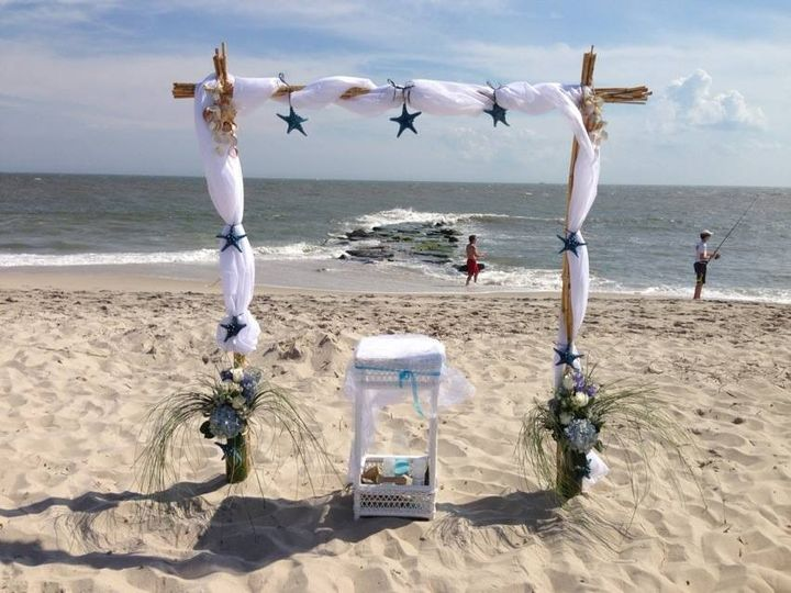 Tmx 1386613172472 Cinelli Shugard Wedding 4 0629201 Wildwood, New Jersey wedding florist