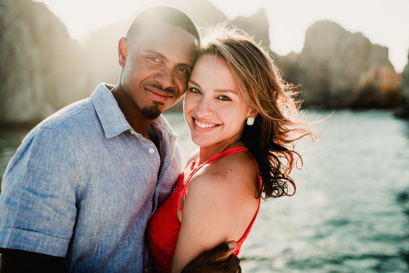 Cabo San Lucas, Mexico destination wedding.