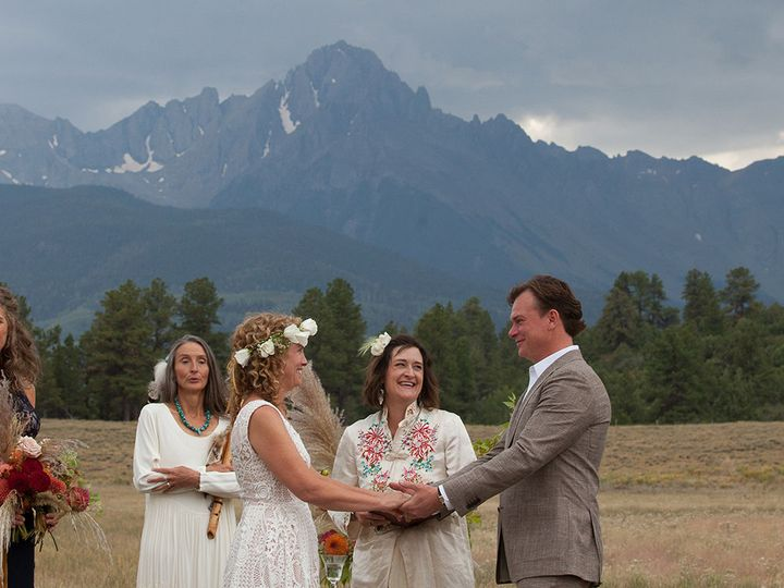 Tmx 1522903435 7385b2832cd27538 1522903433 93d76df4f7c4c73a 1522903425710 4 Nancy And Rob Durango, CO wedding officiant