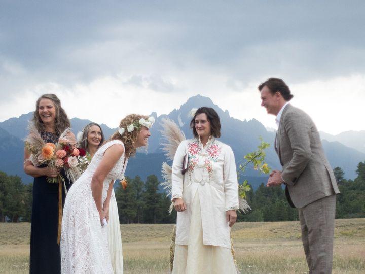 Tmx Ceremony 214 51 972631 Durango, CO wedding officiant