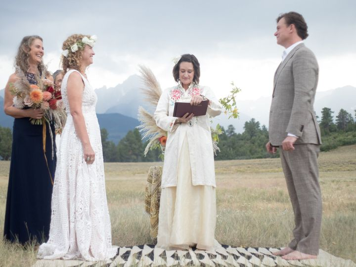 Tmx Officiating 1 51 972631 Durango, CO wedding officiant