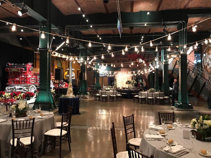 Tmx Great Hall Bistro Lights 51 82631 158274266331477 Pittsburgh, PA wedding venue