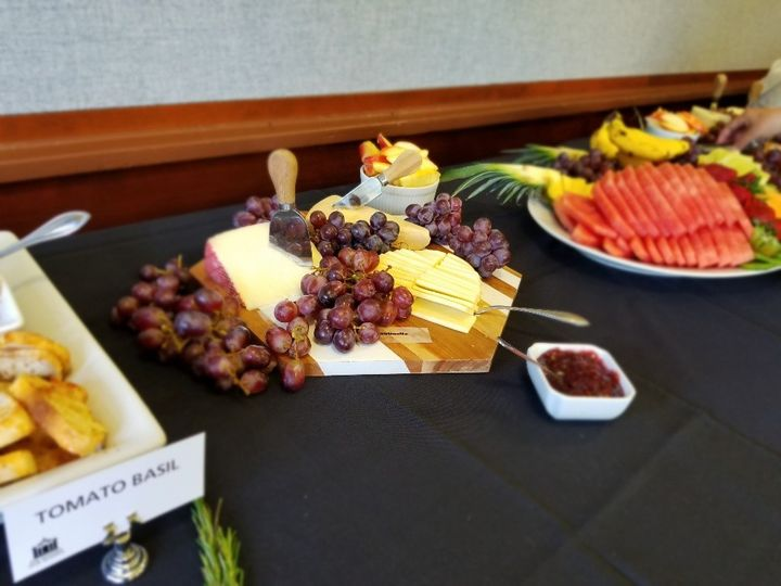 Catering Artisan Cheese