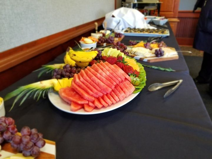 Catering Fresh Fruit Tray