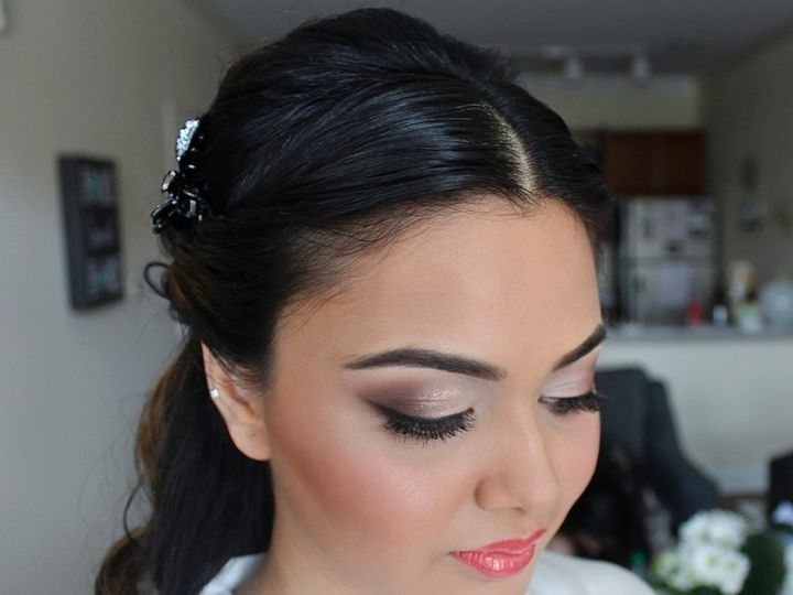 Tmx Airbrush 20190514220624 51 1013631 1557886361 High Point, North Carolina wedding beauty