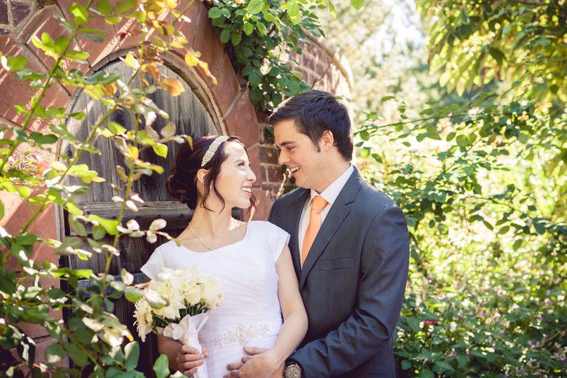 bridal photography in lehi utah brianna