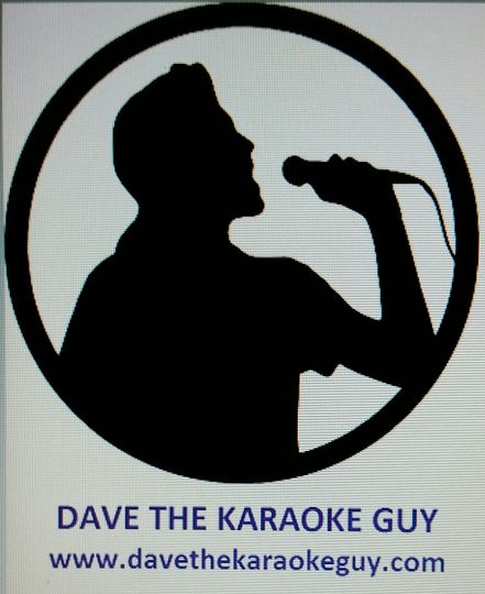Dave The Karaoke Guy logo