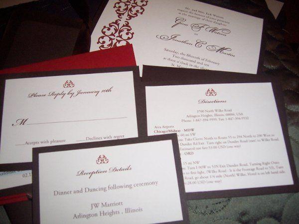 Tmx 1257812736973 Ebayitems005 Miami wedding invitation