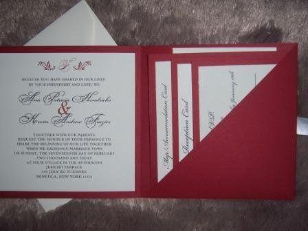 Tmx 1257812746238 NEWPICS009 Miami wedding invitation