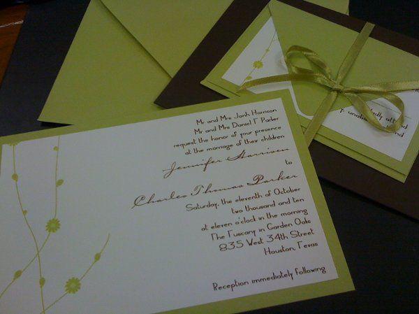 Tmx 1291836428301 Picture097 Miami wedding invitation