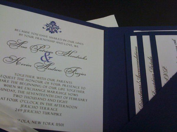 Tmx 1291836500520 Picture139 Miami wedding invitation