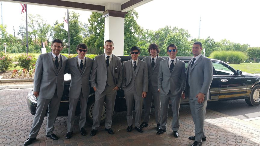 groomsmen cravath wedding