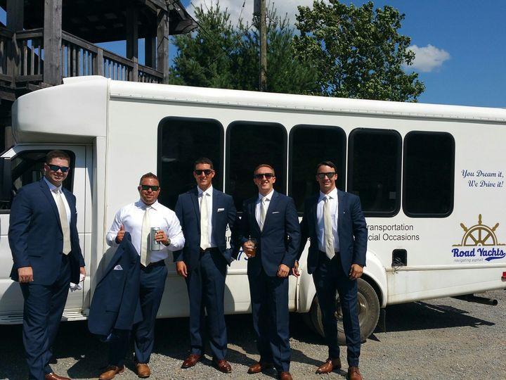 Tmx 1471295740421 14 Passenger Bus   Wedding Photo Leesburg, VA wedding transportation