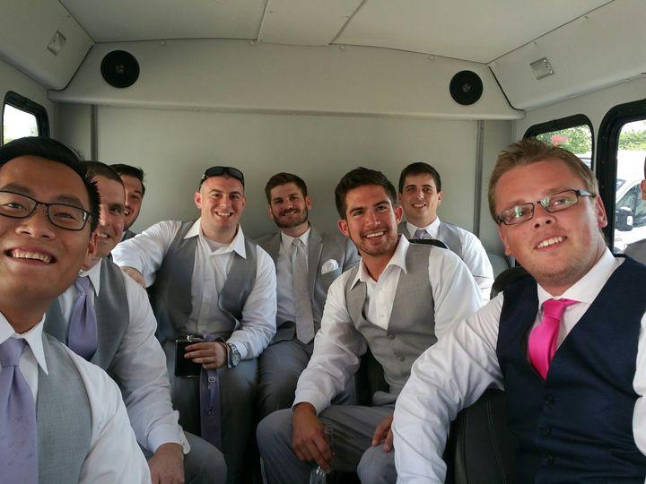 Tmx 1473274900236 Groomsmen   Gayer   Miller Wedding Leesburg, VA wedding transportation