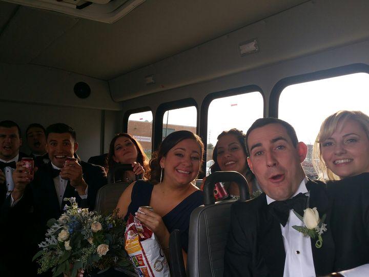 Tmx 1483212527410 Wedding Pick   Meg And Kyle Leesburg, VA wedding transportation